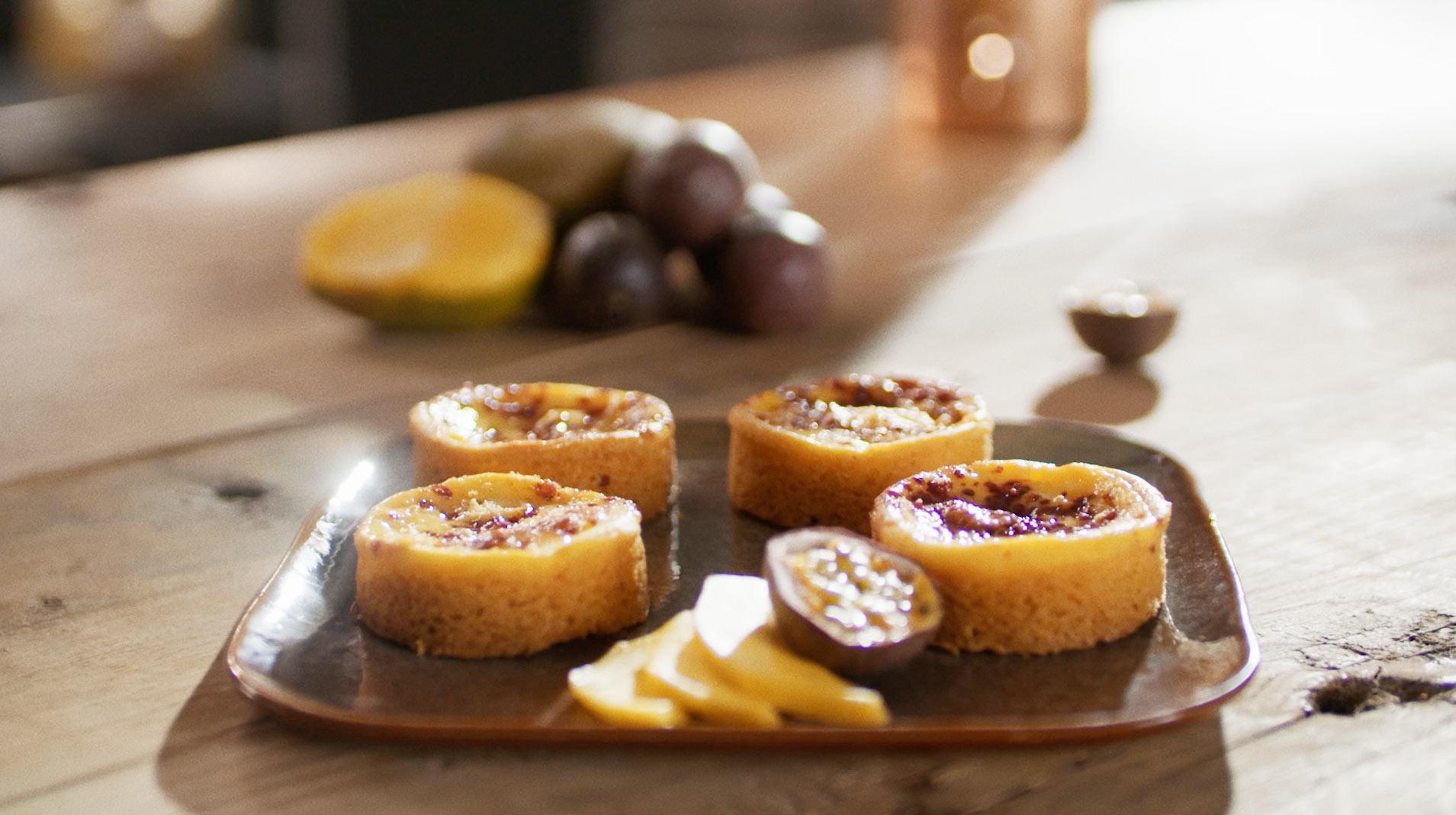 Fruit-tartelettes